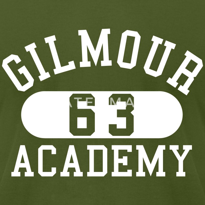 Gilmour Academy - Men's T-Shirt by American Apparel