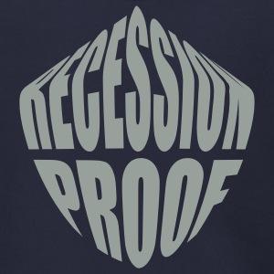 Recession Proof - Men's Zip Hoodie