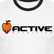 Design ~ Active Logo Ringer White
