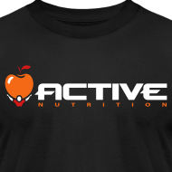 Design ~ Active Logo Tee Black