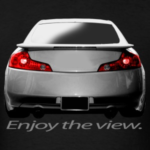 "G35 ""Enjoy the view."" - Men's T-Shirt"