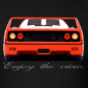 F40 Enjoy the view. - Men's T-Shirt