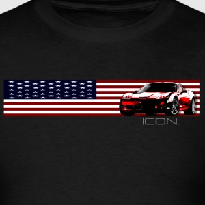 Vette Icon - Men's T-Shirt