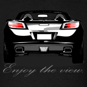 Sky Enjoy the view. - Men's T-Shirt
