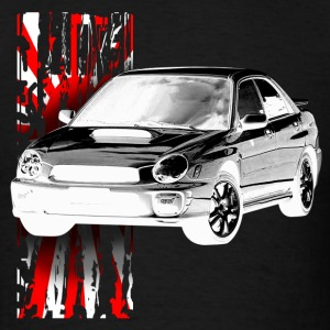 Bug Eye Impreza - Men's T-Shirt