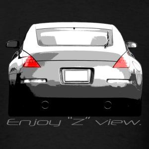 350Z Enjoy Z view. - Men's T-Shirt