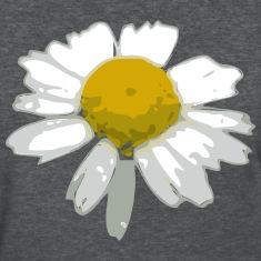 Deep heather Daisy Women's T-Shirts