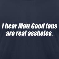 Design ~ Matt Good Fans (Navy Blue)
