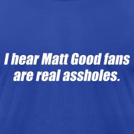 Design ~ Matt Good Fans (Blue)