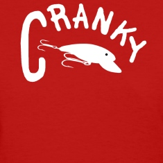 Red CRANKY Women's T-Shirts