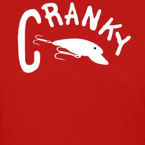 Red CRANKY Women's T-Shirts - Women's T-Shirt