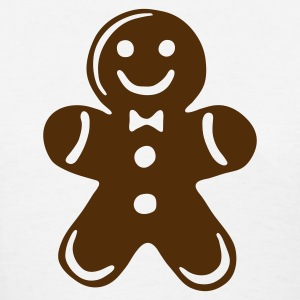 Gingerbread Man 1c - Women's T-Shirt