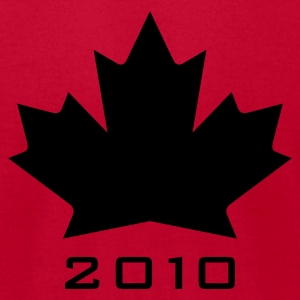 Red Team Canada T-Shirts - Men's T-Shirt by American Apparel