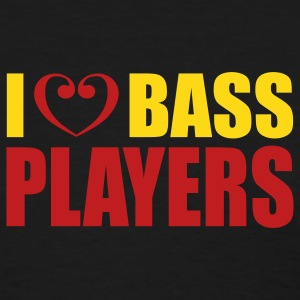 Female Bass Player - Women's T-Shirt
