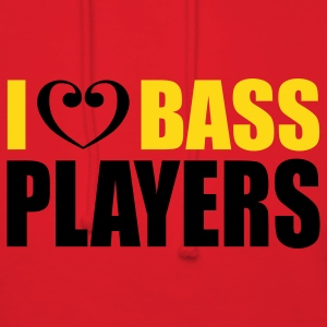 Bass Player Jacket - Women's Hoodie