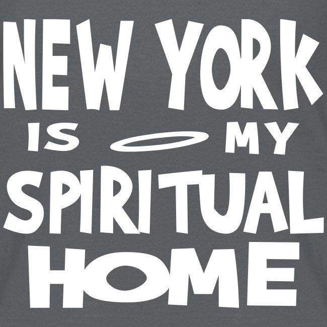 KKT 'New York, Spiritual Home' Kids' Tee, Black