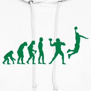 Evolution of Basketball - Women's Hoodie