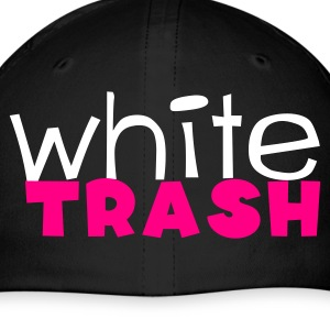 Royal blue white trash Caps - Baseball Cap