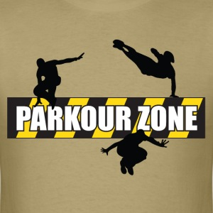 Parkour Zone - Men's T-Shirt