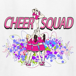 Cheerleading - Kids' T-Shirt