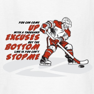 Ice Hockey - Kids' T-Shirt