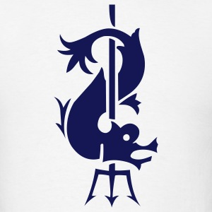 Sea Serpent Trident Sailor 1c - Men's T-Shirt