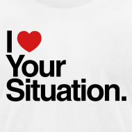 Design ~ The Situation Mens AA White