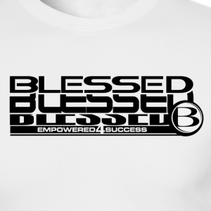 Blessed Stack Long - Men's Long Sleeve T-Shirt by Next Level