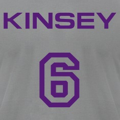 Kinsey 6 Economical T-shirt