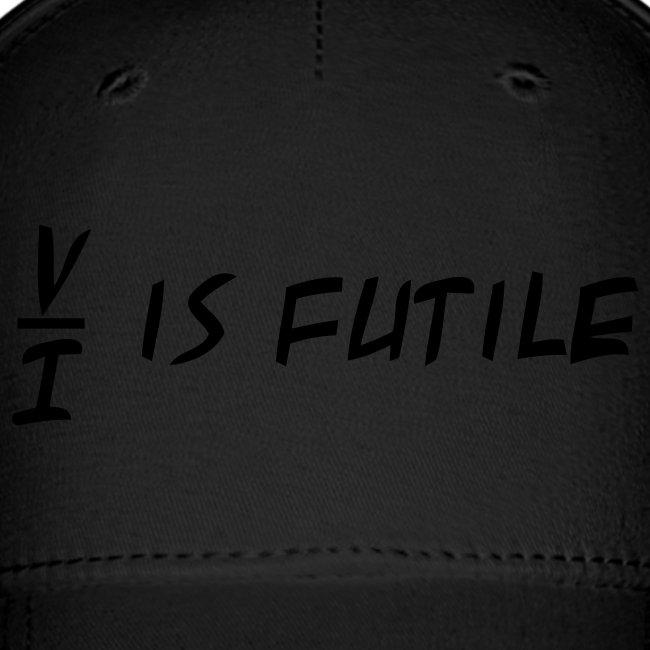 Resistance is Futile Cap (on Light)