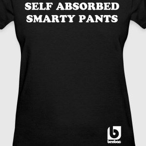 Self Absorbed Smarty Pants T-Shirt - Women's T-Shirt
