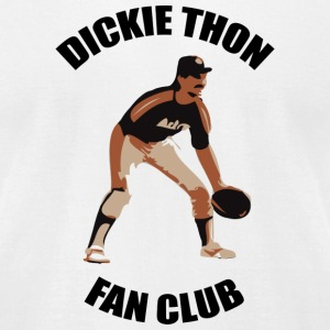 DICKIE THON FAN CLUB - Men's T-Shirt by American Apparel