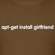 Design ~ apt-get install girlfriend (on Dark)