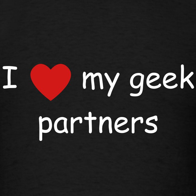 I Heart My Geek Partners