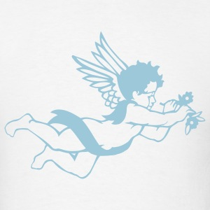 Cupid Love Eros Wings 1c - Men's T-Shirt