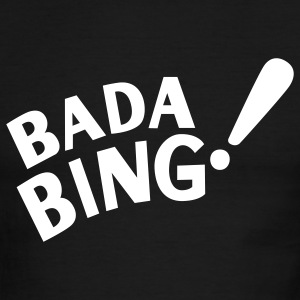 The Sopranos: Bada Bing T-Shirts - Men's Ringer T-Shirt