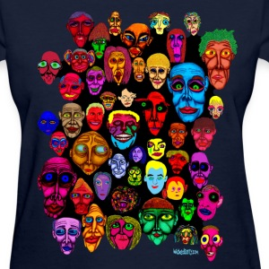 COLLAGE  - Women's T-Shirt