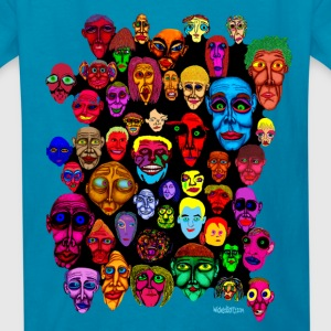 COLLAGE  - Kids' T-Shirt