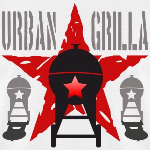 Urban Grilla Barbie 1