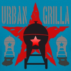 Urban Grilla BBQ, barbecue chef / cook 1