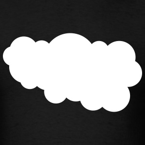 Black cloud T-Shirts - Men's T-Shirt