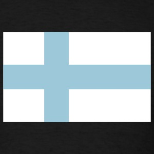 Black finland T-Shirts - Men's T-Shirt