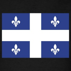 Black quebec T-Shirts