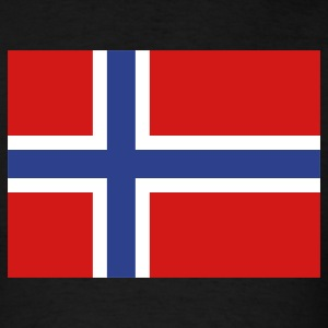 Black norway T-Shirts - Men's T-Shirt