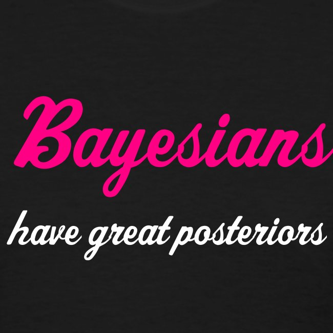 Bayesians have great posteriors
