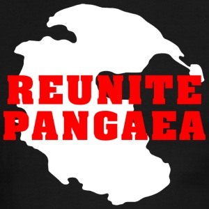 Reunite Pangaea (White) T-Shirts - Men's Ringer T-Shirt