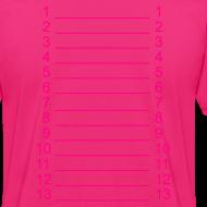 Design ~ Plain Length Shirt SL+