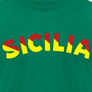 Design ~ SICILIA AA T, Green