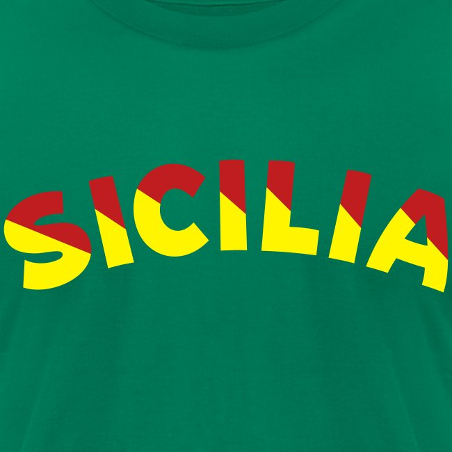 SICILIA AA T, Green