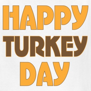 Thanksgiving Happy Turkey Day t-shirt - Kids' T-Shirt